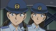 Detective Conan 749 Metropolitan Police Detective Love Story (truth)