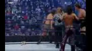 Team Hbk Vs Team Jbl - Survivor Series 08 Part 2