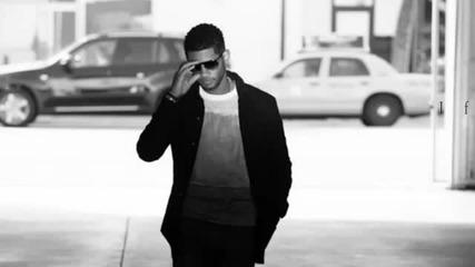 Usher - Good Kisser ~ Audio ~ ( Lyrics on screen )