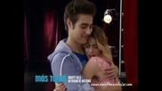 Violetta & Leon - всички прегръдки и целувки от трети сезон