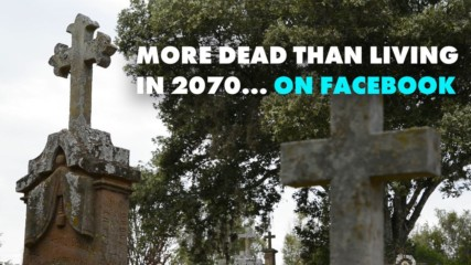 The Zombie apocalypse is coming (at least on Facebook)