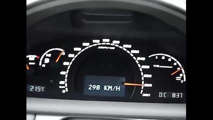 300 km/h по магистралата