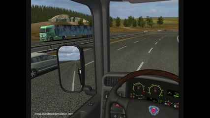 Euro Truck Simulator Vs German Truck Simulator