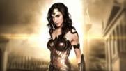 Wonder Woman The Song From Ost Acaba Kadin Film Muzigi Yonetmen 2018 Hd