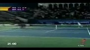 Atp Dubai 2004 : Федерер - Сафин