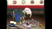 Бай Брадър 4 - Петър и Самие [smex] -=господари на ефира 14.10.2008=-