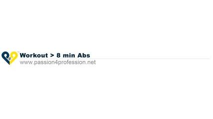 8min Abs тренировка - Level 2
