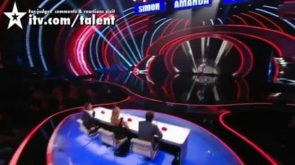 Britain s Got Talent 2010 Tobias Mead