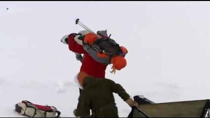 Оцеляване на предела: Канадските скалисти планини (част 1) // Bg Audio // H Q