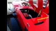 Най-яката лодка Ferrari f440
