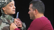 Защита от заплахи с нож - основни бойни принципи! - майор Франц - урок 8-1 - Проект Самозащита