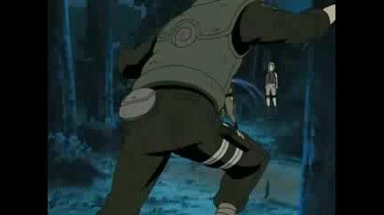 Naruto And Sakura Vs Kakashi Sensei !