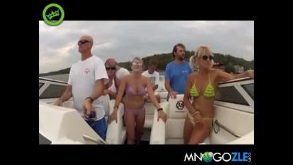 Дъб степ ремикс на катастрофа с лодка