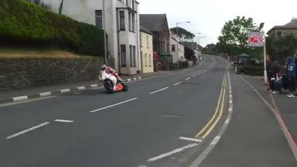 Най лудите мотористи Tt 2012 160mph+