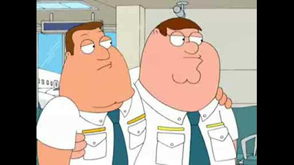 Family Guy - Airport 07