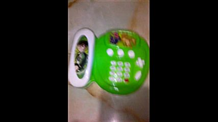 Sing Ben 10 Toy Telephonevia torchbrowser.com