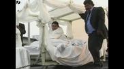 Мануел Урибе - Най - тежкия човек в света се ожени!