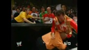 Таз срещу Джери Лоулър Краля - Head to Head и One Night Stand 2006