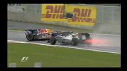 Formula 1 2010 Korea Grand Prix Highlights Race Edit