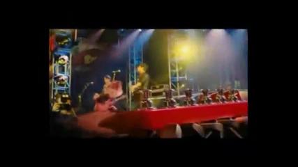 Ai Se Eu Te Pego (chipmunks chipettes) video