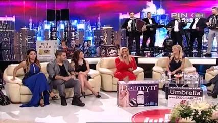 Vesna Zmijanac & Darko Lazic - Kad zamirisu jorgovani (Live) - NP Lee Kis - (TV Pink 2014)