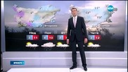Прогноза за времето (05.04.2015 - обедна)