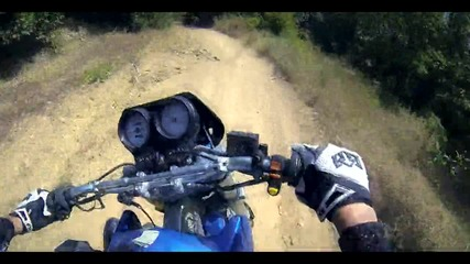 Разпускане на напрежението - С мотор в гората