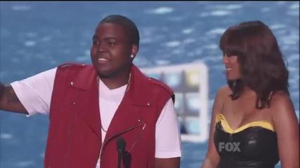 [hd] Teen Choice Awards 2011 (part 8)