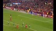 Ливърпул 2-1 Лудогорец ( 16.09.2014 )