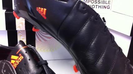 Adidas F50 adizero black Edition