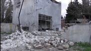 Nagorno-Karabakh: Heavy damages mark battle-scarred Martakert as shelling continues