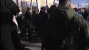 """USA: """"They're literally killing us out here"""" - Black Lives Matter march through Chicago"""