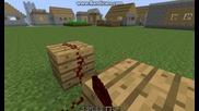 как да си направим картечница на Minecraft
