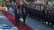 СЛЕД НАПРЕЖЕНИЕТО СЪС ЗАЕВ: Македонският президент пристига у нас
