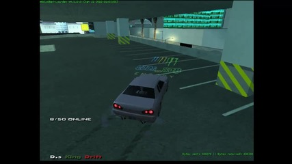 Cool Drifting for Coolgirl