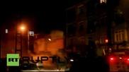 Turkey: Clashes erupt following vast 'anti-terror' operation in Istanbul