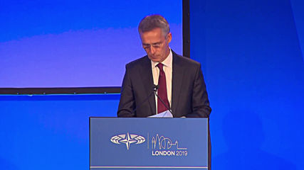 UK: 'I expect Turkey to act with restraint' – NATO chief Stoltenberg