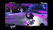 Vip Dance - Боби Турбото и Мария Силвестър танцуват Хип - хоп