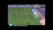 Mallorca 0-2 Fc Barcelona 25' L. Messi, 79' Pique 03/24/2012 La Liga