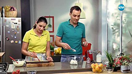 Тарт с бял шоколад и плодове - Бон Апети (06.07.2018)