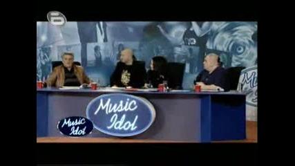 Music Idol 3 - Весна Ефтимова (кастинг В Скопие).flv