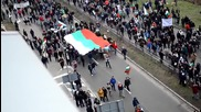 Над 40 000 варненци излязоха на протест!