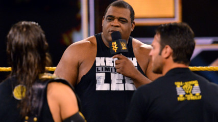 Keith Lee confronts The Undisputed ERA: WWE NXT, Dec. 4, 2019