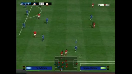 Pes 6 Bulgaria Preview Part 1/2