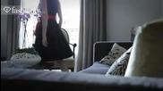 Marine Renoir at Hotel Lutetia, Paris - Spells Photoshoot by Martin Geisler