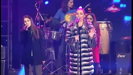 Ceca - Lepotan - (LIVE) - Novi Sad - (Tv Pink 2015)