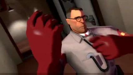 Team Fortress 2 - Представяне На Героите {High Quality}
