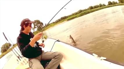 Рибарски неволи и яки изцепки