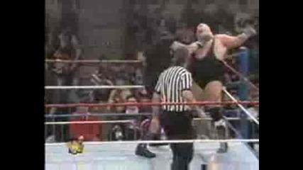 The Undertaker Vs. Kin Kong Bundey