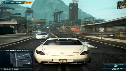 [ H D ] Нова поредица: Nfs Most Wanted 2012